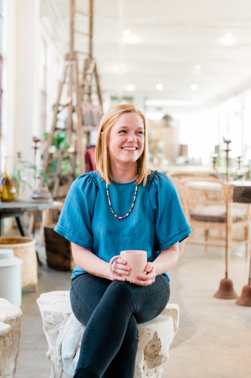 Hillary Powers, Lead Interior Designer